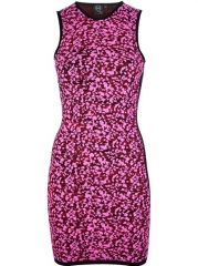 Mcq By Alexander Mcqueen Textured Bodycon Dress - Vitkac at Farfetch