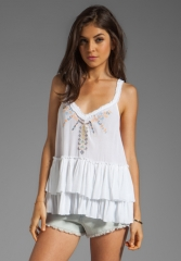 Meadow Ballerina Top by Free People at Revolve