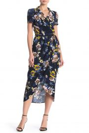 Meet  Greet Floral Wrap Dress by Yumi Kim at Nordstrom Rack