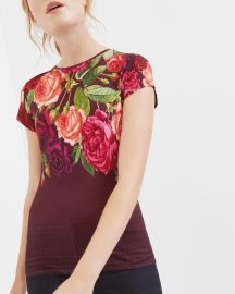 Melarnie Rose Tshirt at Ted Baker
