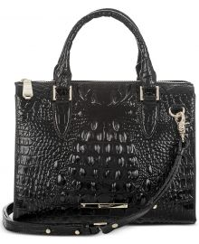 Melbourne Anywhere Convertible Satchel by Brahmin at Macys