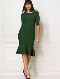 Melinda Sweater Dress - Eva Mendes Collection at NY&C