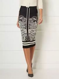 Melodia Sweater Skirt - Eva Mendes Collection at NY&C