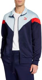 Men\'s Iconic MCS Track Jacket at Last Call