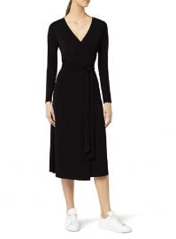 Meraki  Wrap Dress at Amazon