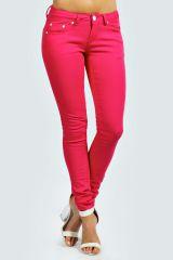 Mercey skinny jeans at Boohoo