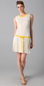 Merino tennis dress by Juicy Couture on Hart of Dixie at Shopbop