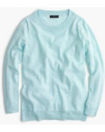Merino wool Tippi sweater in Blue at J. Crew