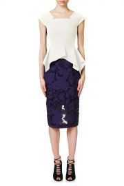 Merley Top by Roland Mouret at Orchard Mile