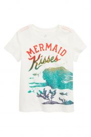 Mermaid Kisses Graphic Tee at Nordstrom Rack