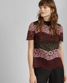 Merzey Top by Ted Baker at Ted Baker