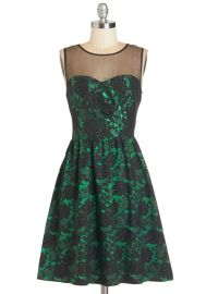 Mesmerizing Mademoiselle Dress at ModCloth