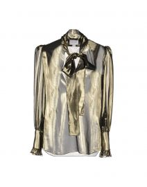 Metallic Blouse by Redemption at Yoox