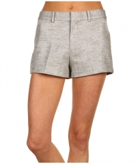 Metallic shorts by Juicy Couture at 6pm