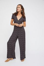 Mia Jumpsuit   Free People at Free People