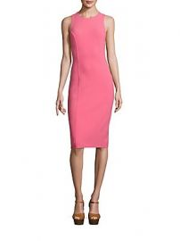 Michael Kors Collection - Sleeveless Wool Dress at Saks Fifth Avenue