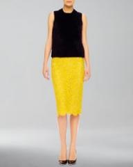 Michael Kors Lace Pencil Skirt at Neiman Marcus