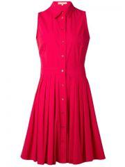 Michael Kors Poplin Shirt Dress - Tootsies at Farfetch