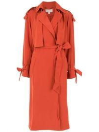 Michael Michael Kors Belted Trench Coat - Farfetch at Farfetch