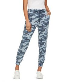 Michael Stars Jenny Camouflage Jogger Pants Women - Bloomingdale s at Bloomingdales