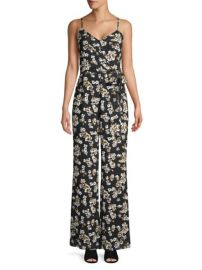 Michael kors self tie jumpsuit at Lord & Taylor