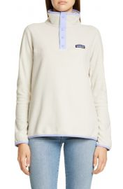Micro-D Snap-T Fleece Pullover at Nordstrom