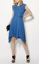 Midi Eyelet Dress by Karen Millen at Karen Millen