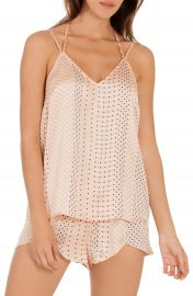 Midnight Bakery Geo Dot Camisole at Nordstrom
