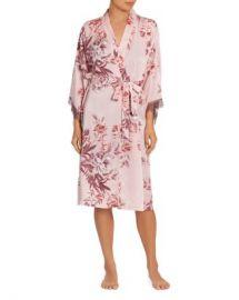 Midnight Bakery Joanna Floral Wrapper Robe Women - Bloomingdale s at Bloomingdales