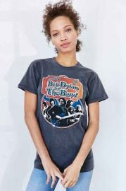 Midnight Rider Bob Dylan Tee at Urban Outfitters