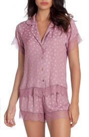 Midnight bakery dot pajamas at Nordstrom