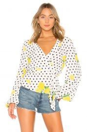 Mikayla Blouse by Lovers  Friends at Revolve