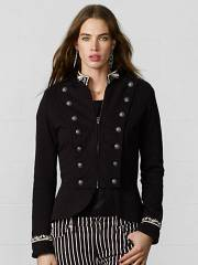 Military jacket  at Ralph Lauren