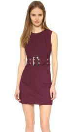 Milly Belted Mini Dress at Shopbop