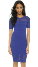 Milly Engineered Mesh Dress at Shopbop