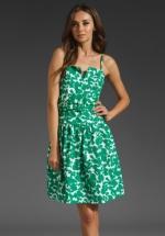 Milly Sarah twirl dress at Revolve at Revolve