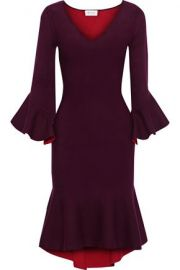 Milly bell sleeve dress at The Outnet