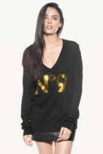 Mindys No 9 Sweater at The Trend Boutique