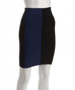 Mindys blue skirt by bcbg at Bluefly