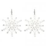 Mindy's earrings at Tarina Tarantino