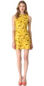 Mindys lemon dress at Shopbop