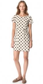 Mindys polka dot dress by Madewell at Shopbop