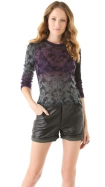 Mindys purple sweater at Shopbop at Shopbop
