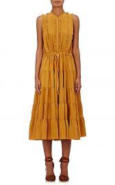 Minetta Silk Dress at Barneys