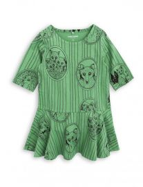 Mini Rodini Fox Family Dress at Babyshop