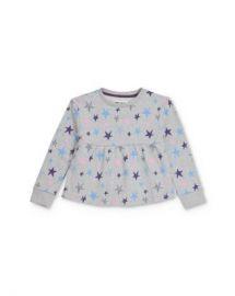 Mini Series Girls  x27  Alicia Star Print Empire-Waist Sweatshirt  Little Kid - 100  Exclusive Kids - Bloomingdale s at Bloomingdales