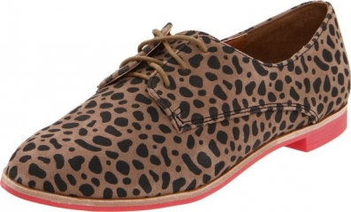 Mini suede lace up oxfords by Dolce Vita at Amazon