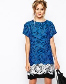 MinkPink Tiger Night Dress at Asos