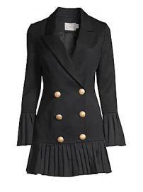 Misha Collection - Jordie Blazer Dress at Saks Fifth Avenue