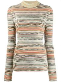 Missoni Striped Knitted Top - Farfetch at Farfetch